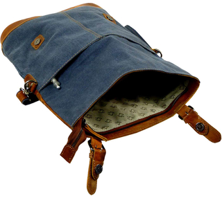 LandLeder City-Rucksack Casual Bag SAILCLOTH