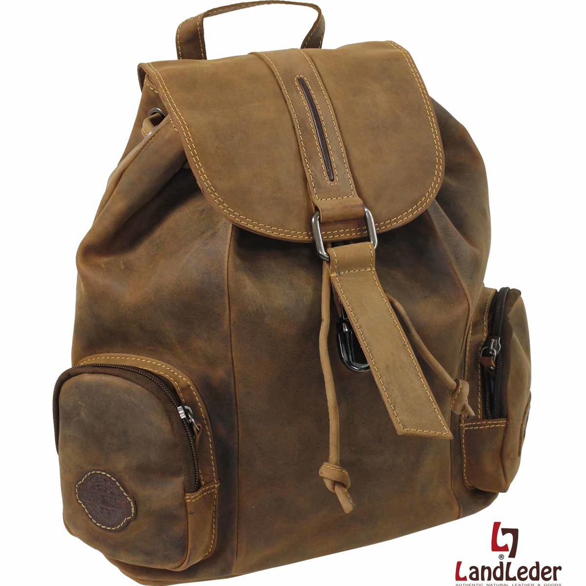 09331446cb7 LandLeder City-Rucksack Eco Rindleder, 179,80 €